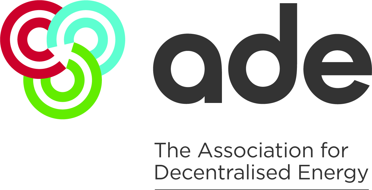 The Association for Decentralised Energy (ADE)