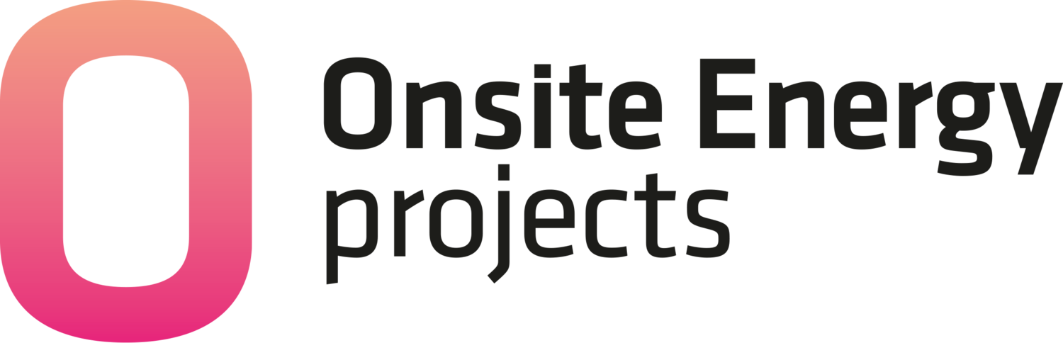 Onsite Energy Projects
